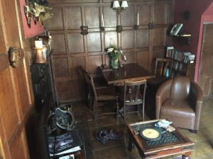 The Haunted Chambers, at the House of the Trembling Madness-- York (UK).